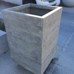 Board Form Planter